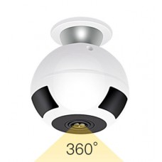 360-Degree panoramic WiFi camera