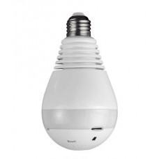 JW-DP360 360° Panoramic Fisheye 1.3 MP WiFi IP Bulb Camera