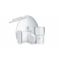 EZVIZ BS-113A Smart Home Alarm Starter Kit (Wireless Security Solution Kit)