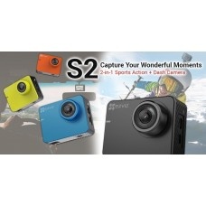 EZVIZ S2-2-in-1 Action Camera
