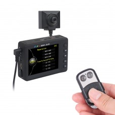 JW-760A+303 460P Body Camera Hidden button Camera