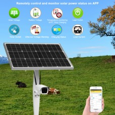JW-130C Remotely monitor and control solar power system APP