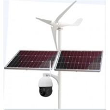 JW-H4RT-200HTF1 2M 4X IR90M Wind Solar Hybrid Power WiFi Camera