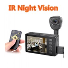 JW-VD5000II+502 1080P BUTTON Body Camera IR Night Vision