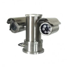 JW3081AT-33XJ200 2MP Explosion-proof Scanner IR Network Dome Camera 33X