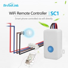BroadLink Smart Home SC1 WiFi Remote Control power switch