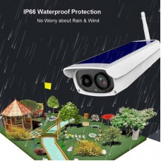 JW-SBWS2 1080P Solar WIFI Camera Waterproof