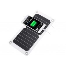 JH-SC6-1-M050060D Portable 6W Mono Solar Panel Charger