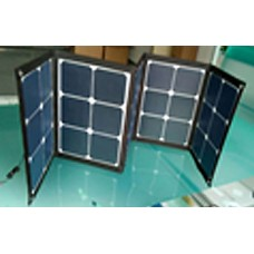 JH-SC117-S181000A SUNPOWER 100W 18V Foldable Solar Charger