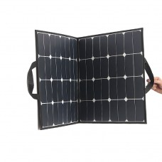 JH-SC118-S181000B SUNPOWER 100W 18V Foldable Solar Charger