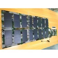 JH-SC147-S181000C SUNPOWER 100W 18V Foldable Solar Charger