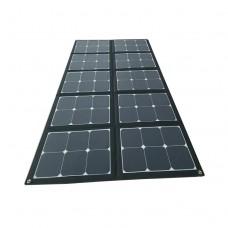 JH-SC264-7-S182000 SUNPOWER 200W 18V Foldable Solar Charger