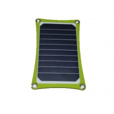 JH-SC8-S050060G SUNPOWER 6W 5V Mini Solar Charger with USB port for mobile phone