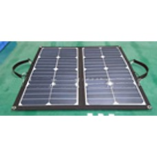 JH-SC72-S180550 SUNPOWER 55W 18V Foldable Solar Charger