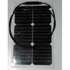 JH-SP24-S180200C SUNPOWER 20W 18V Portable Solar Panel