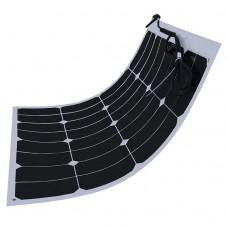 JH-SP61-M181000C 100W Monocrystalline Solar Panel
