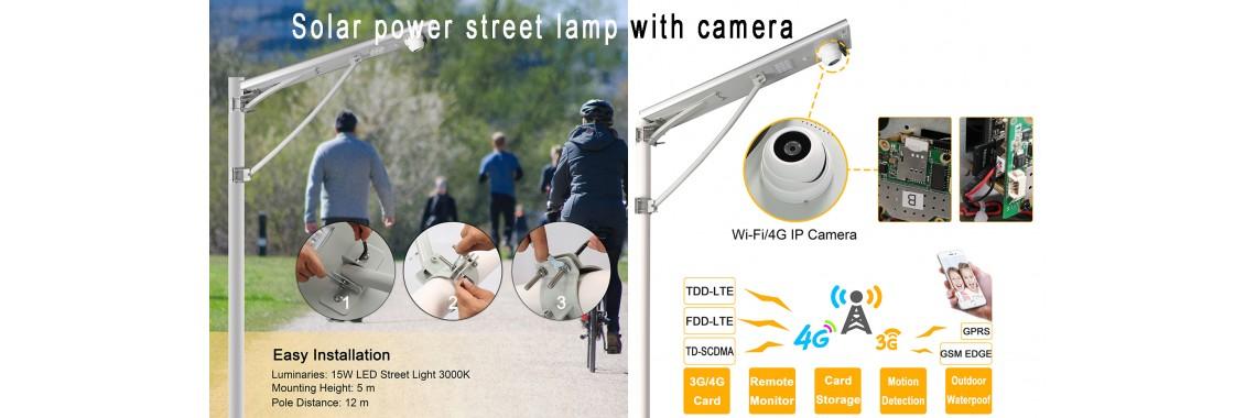 StreetLamp Camera