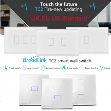 BroadLink Smart Home Light Switch TC2 UK EU US  1 Gang